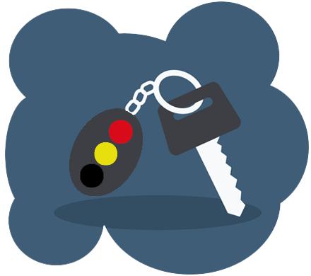Le prêt automobile en Belgique